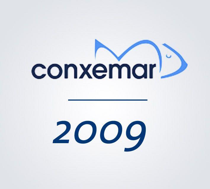 Logo conxemar y marfrio en 2009