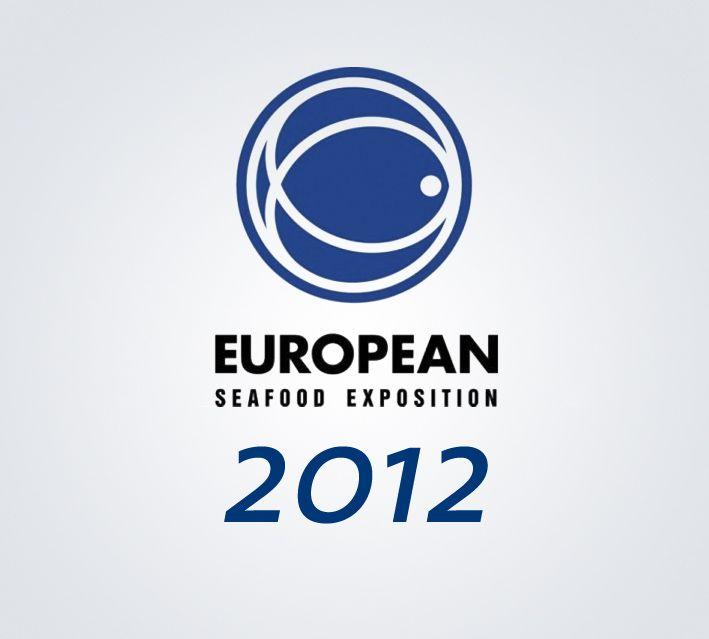 Logo european seafood, Marfrio 2012