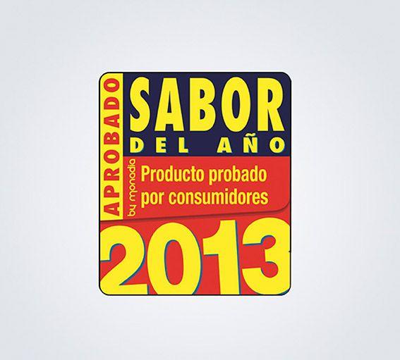 Logo sabor del año 2013