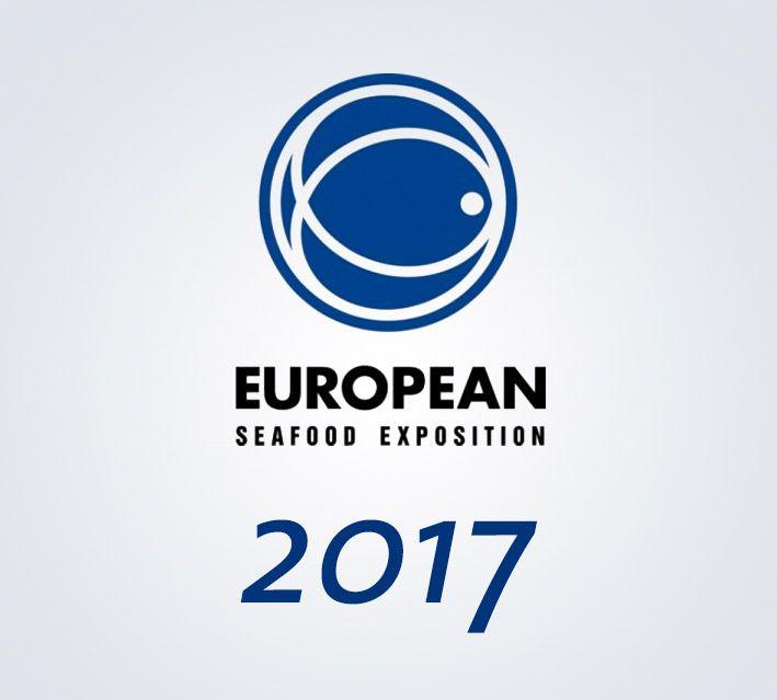 Logo de la European seafood Exposition de Bruselas 2017