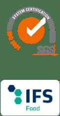 SGS e IFS, sistemas de calidad de marfrio