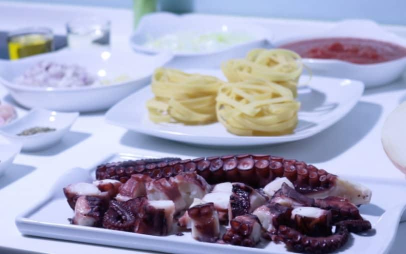 Recetas productos del mar, marfrio