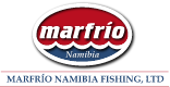 Logo Marfrio Namibia Fishing LTD